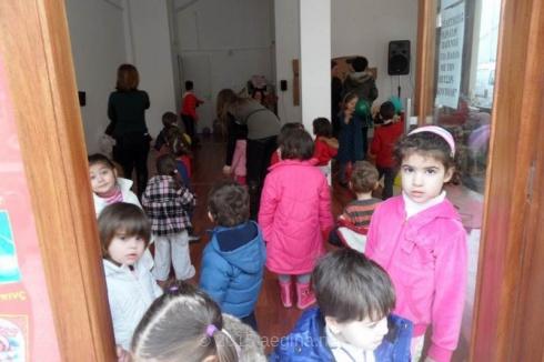 Χριστουγεννιάτικες Εκδηλώσεις Επαγγελματικής - Φωτογραφίες